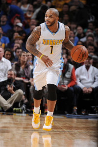 Jameer Nelson, 2016 - Denver Nuggets #1