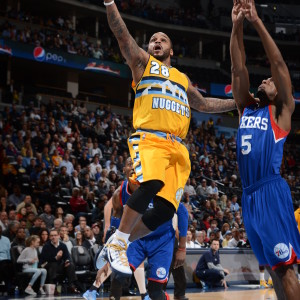 Nuggets vs. 76ers 2015
